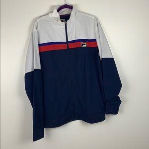 Fila lightweight classic Jacket!